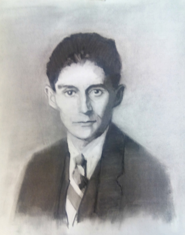 Kafka carboncillo